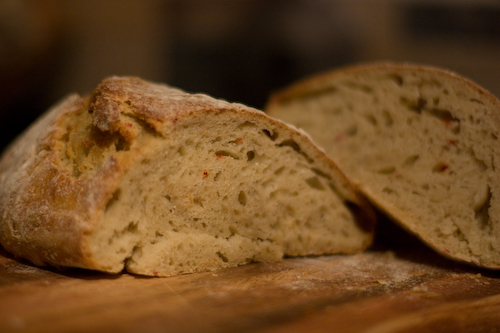 Chilli Bread Recipe