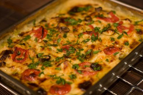Chilli Cheese Bake Recipe