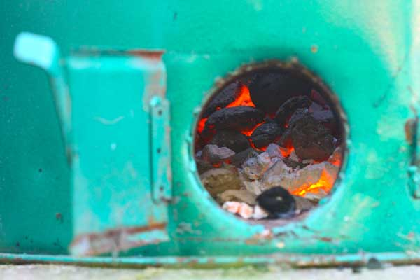 Charcoal Fired Tandoor Oven