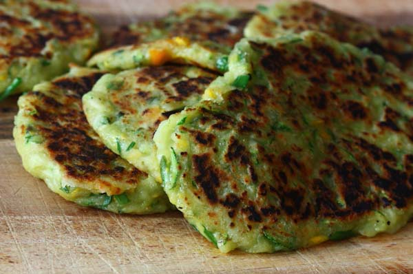 Courgette Fritters Recipe2