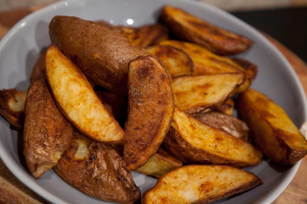 Potatoe Wedges Recipe