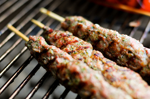 Lamb Kofta Kebab Recipe