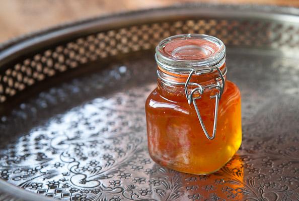 Moruga Scorpian Chilli Jelly Recipe