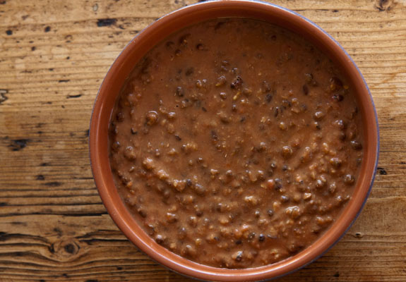 Dal Makhani Slow Cooker Recipe