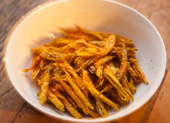 Dried Aji Lemon