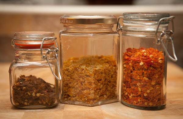 How To Make Chilli Flakes