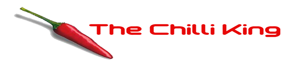 The Chilli King header image